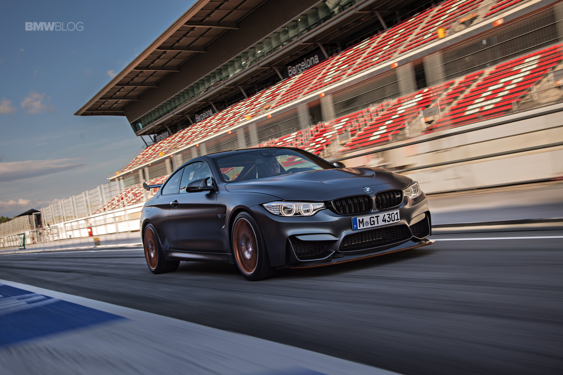 BMW M4 GTS test drive review 151