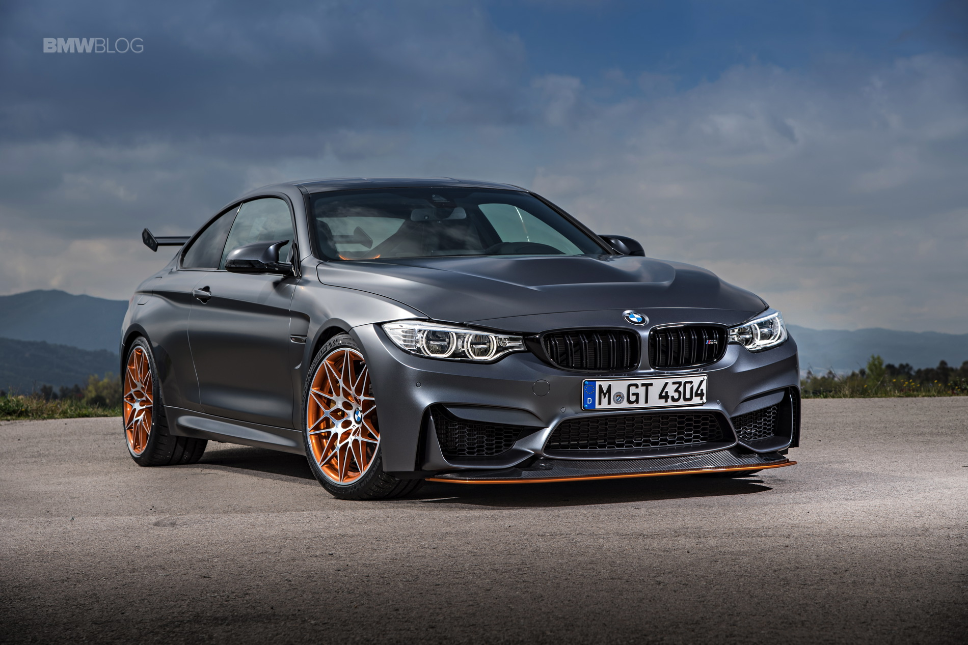 BMW M4 GTS test drive review 4