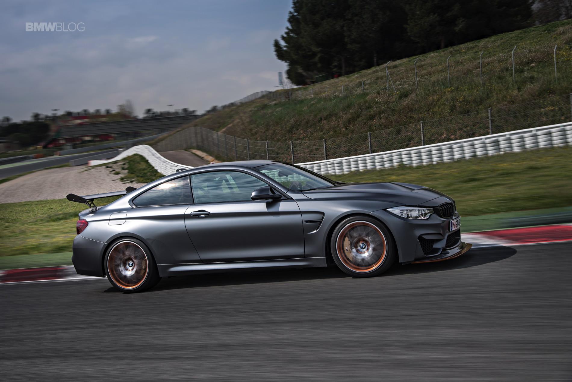 BMW M4 GTS test drive review 51