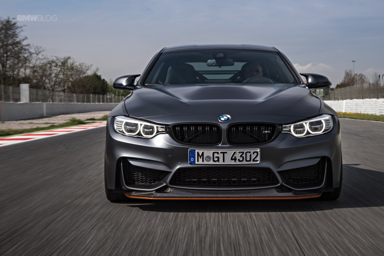 Bmw M4 Gts S Water Injection System To Be Featured On
