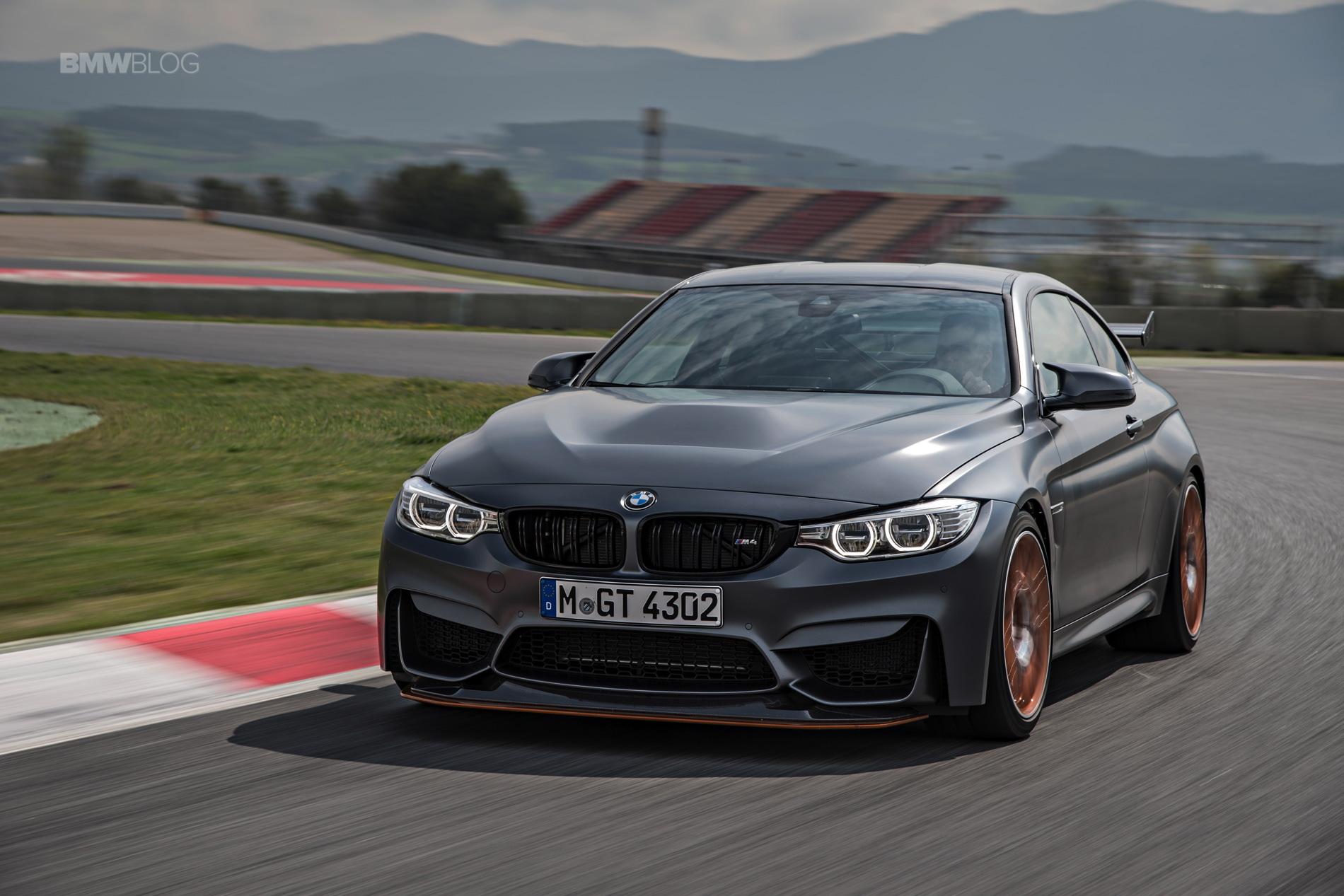 BMW M4 GTS test drive review 57