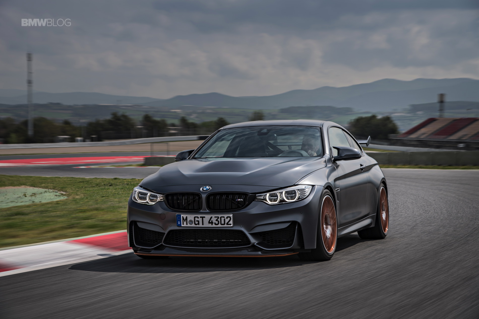 BMW M4 GTS test drive review 60