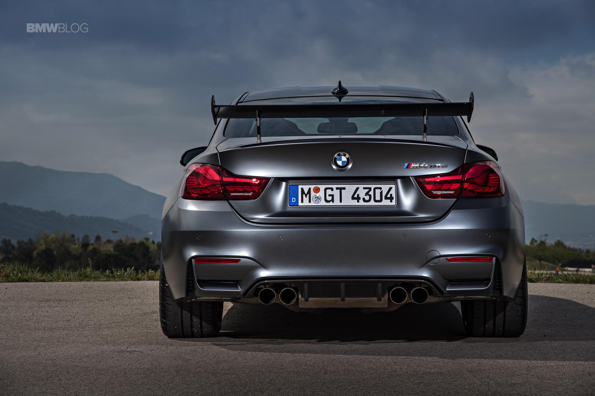 BMW M4 GTS test drive review 63