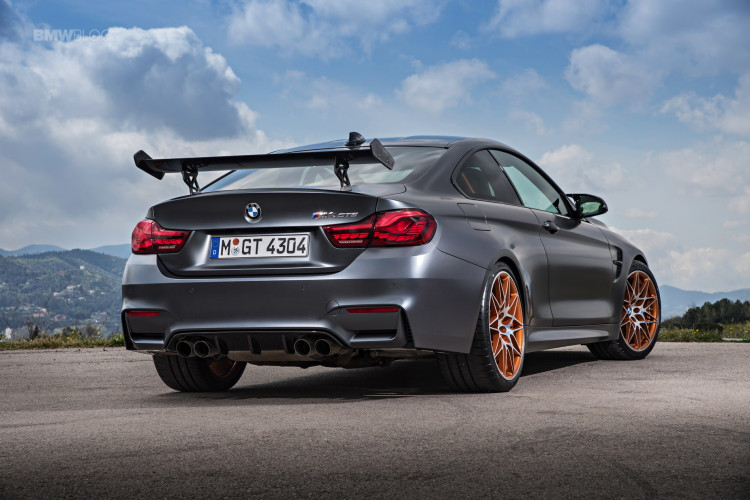 BMW M4 GTS test drive review 7 750x500