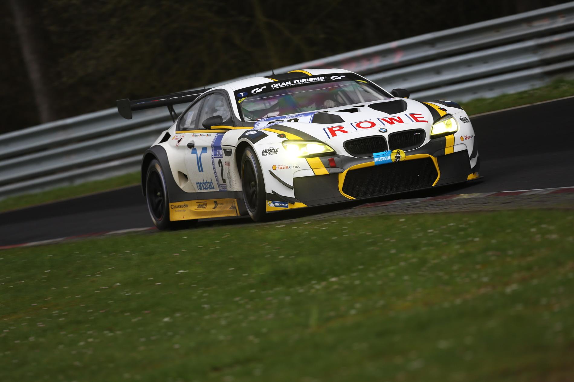 BMW M6 GT3 Nurburgring 10 1