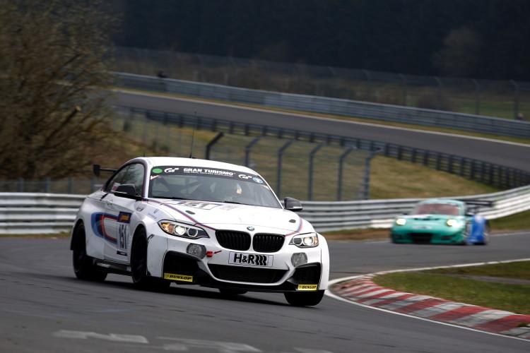 BMW M6 GT3 Nurburgring 10 750x500
