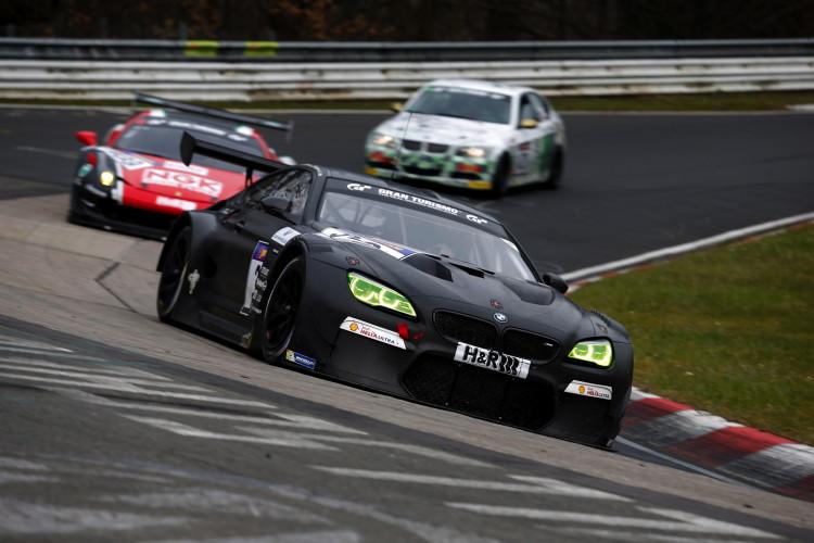 BMW M6 GT3 Nurburgring 11 750x500