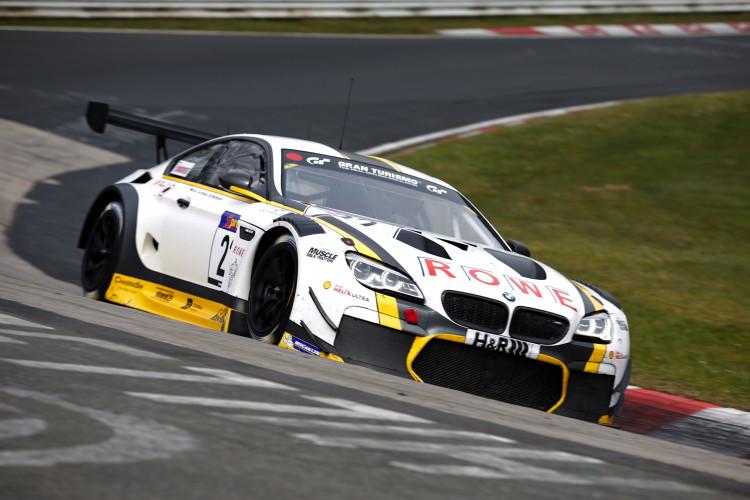 BMW M6 GT3 Nurburgring 12 750x500