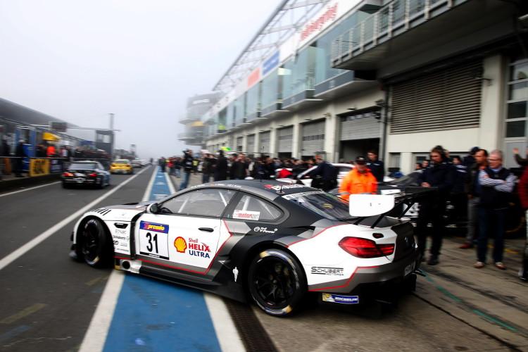 BMW M6 GT3 Nurburgring 7 750x500