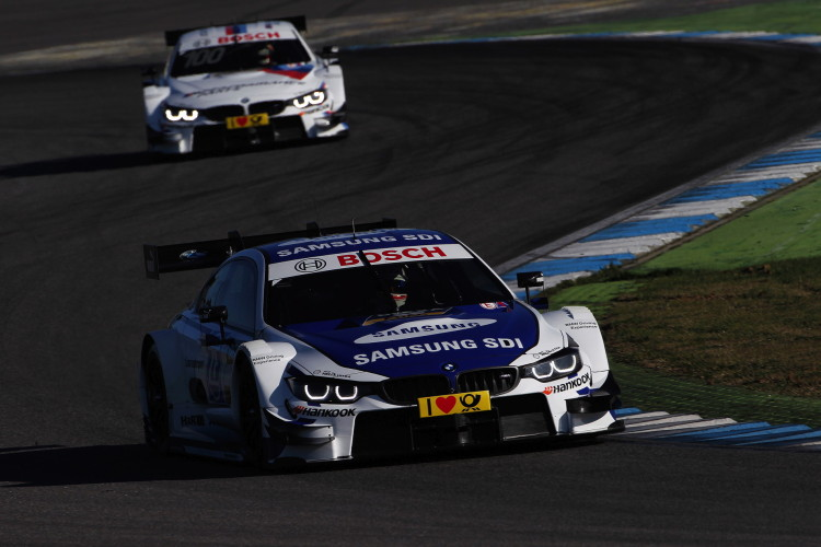BMW Motorsport Hockenheim testing 29 750x500