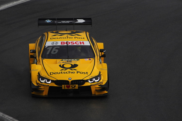 BMW Motorsport Hockenheim testing 3 750x500