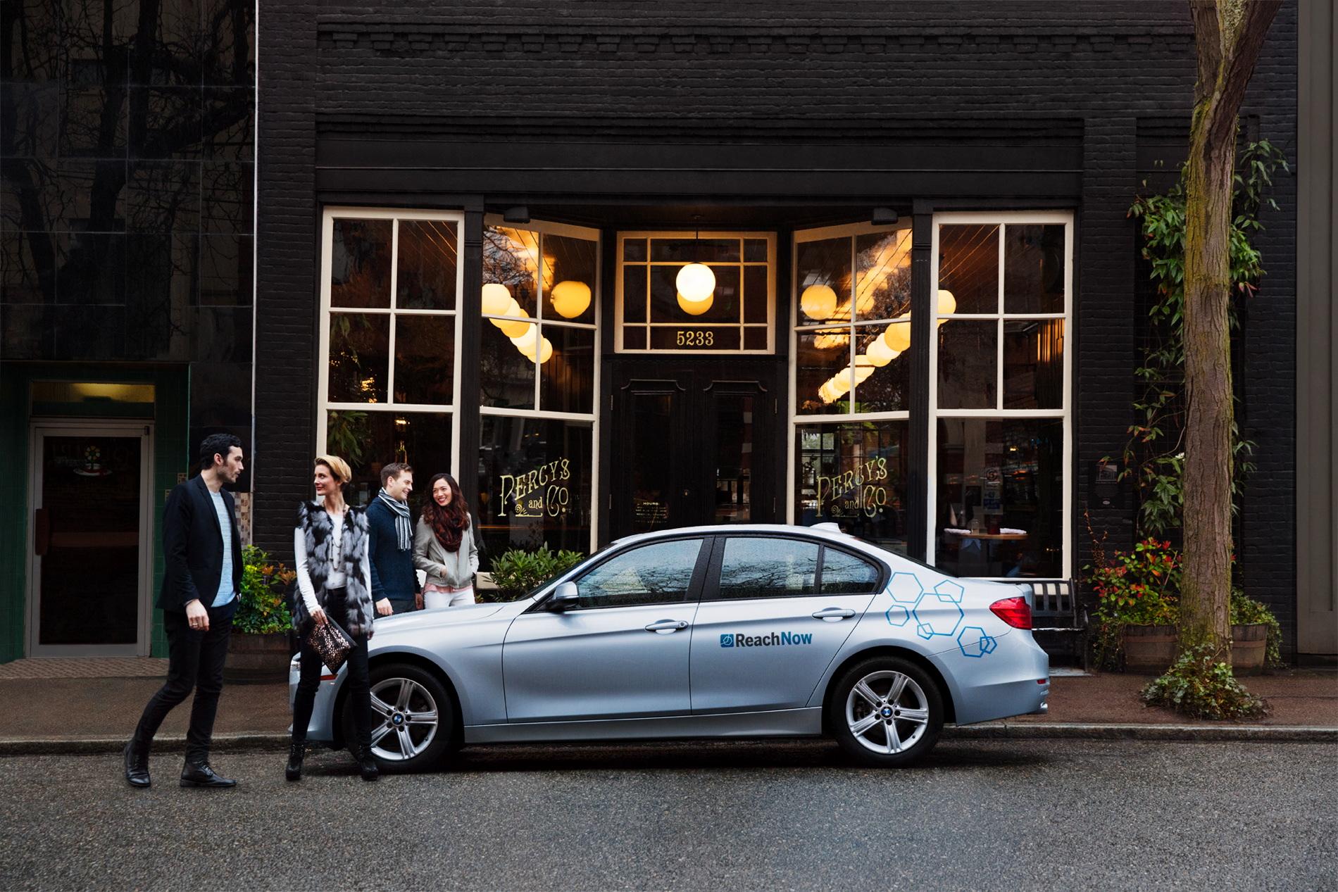 BMW ReachNow 1