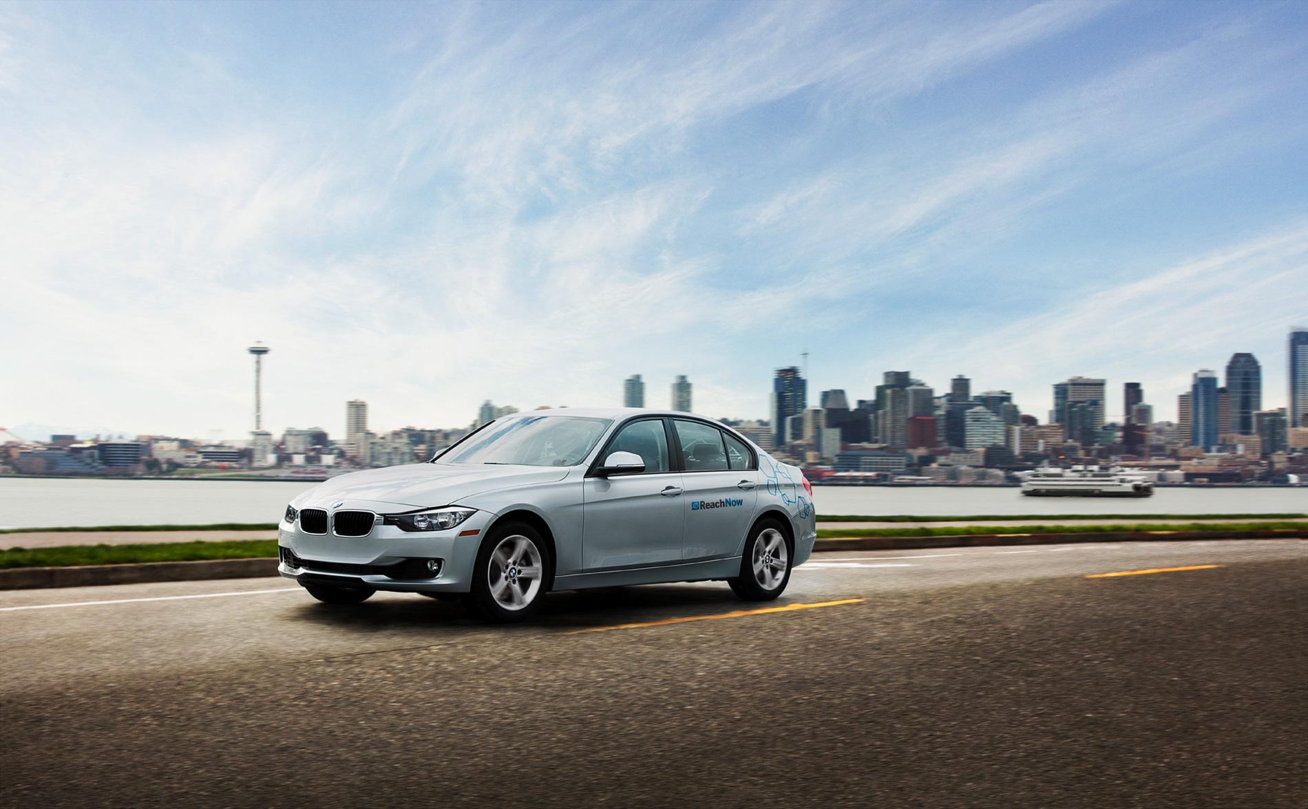 BMW ReachNow 3