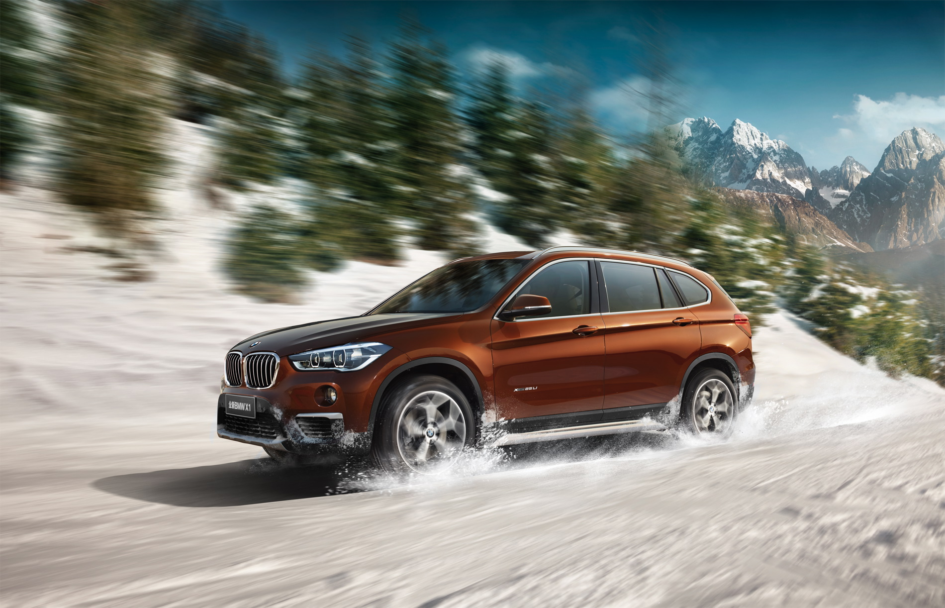 BMW X1 long wheelbase 6