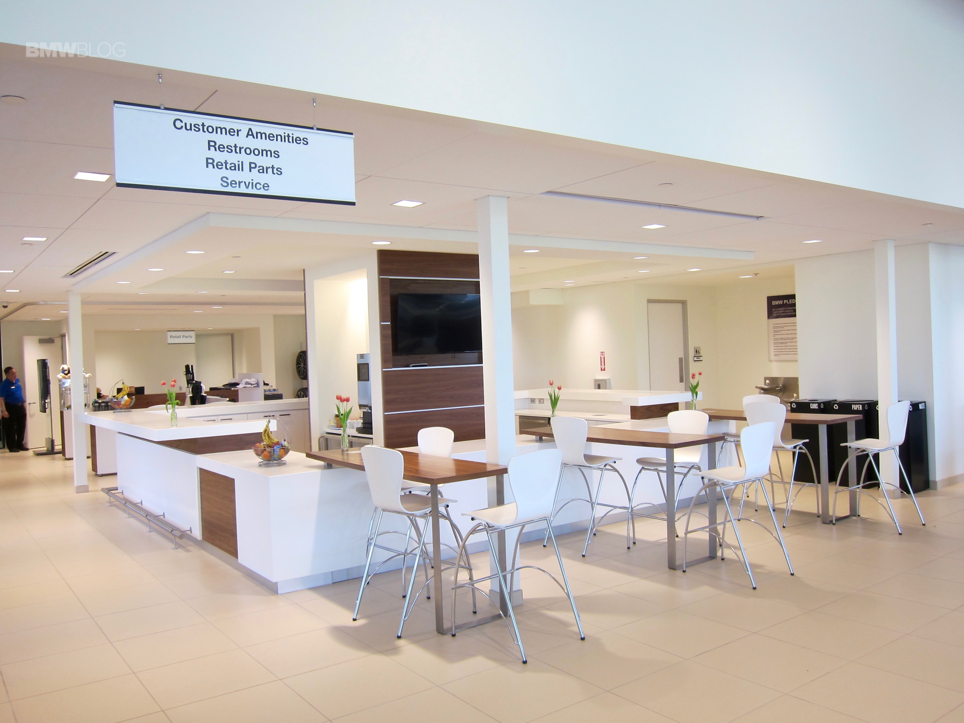 Stevens Creek BMW Service >> More BMW Future Retail Design dealerships are opening across the country