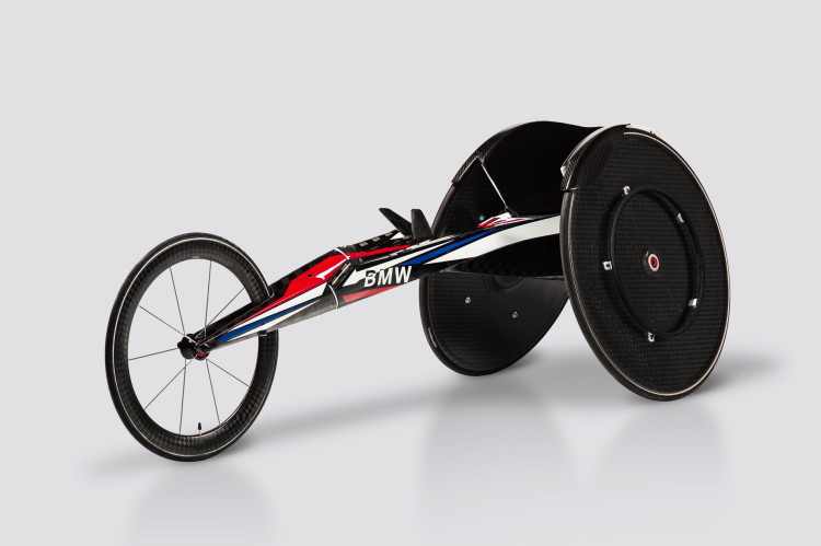 BMW racing wheelchair RIO 2 750x499