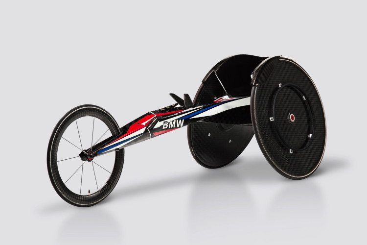 BMW racing wheelchair RIO 2 750x500