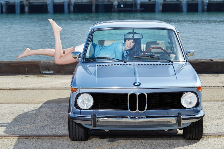 Clarion 1974 BMW 2002 image 13 750x500