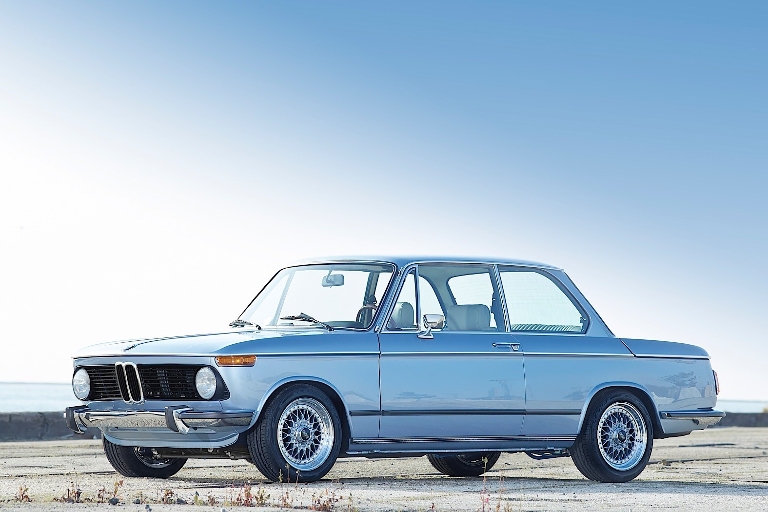 Clarion 1974 BMW 2002 image 22