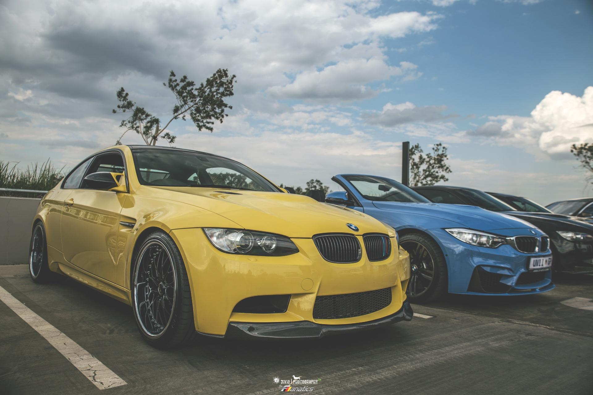 CnC MOS Divio BMW 16 57