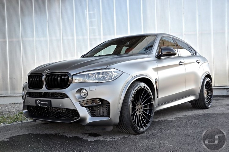 DS BMW X6M Stealth 10 750x500