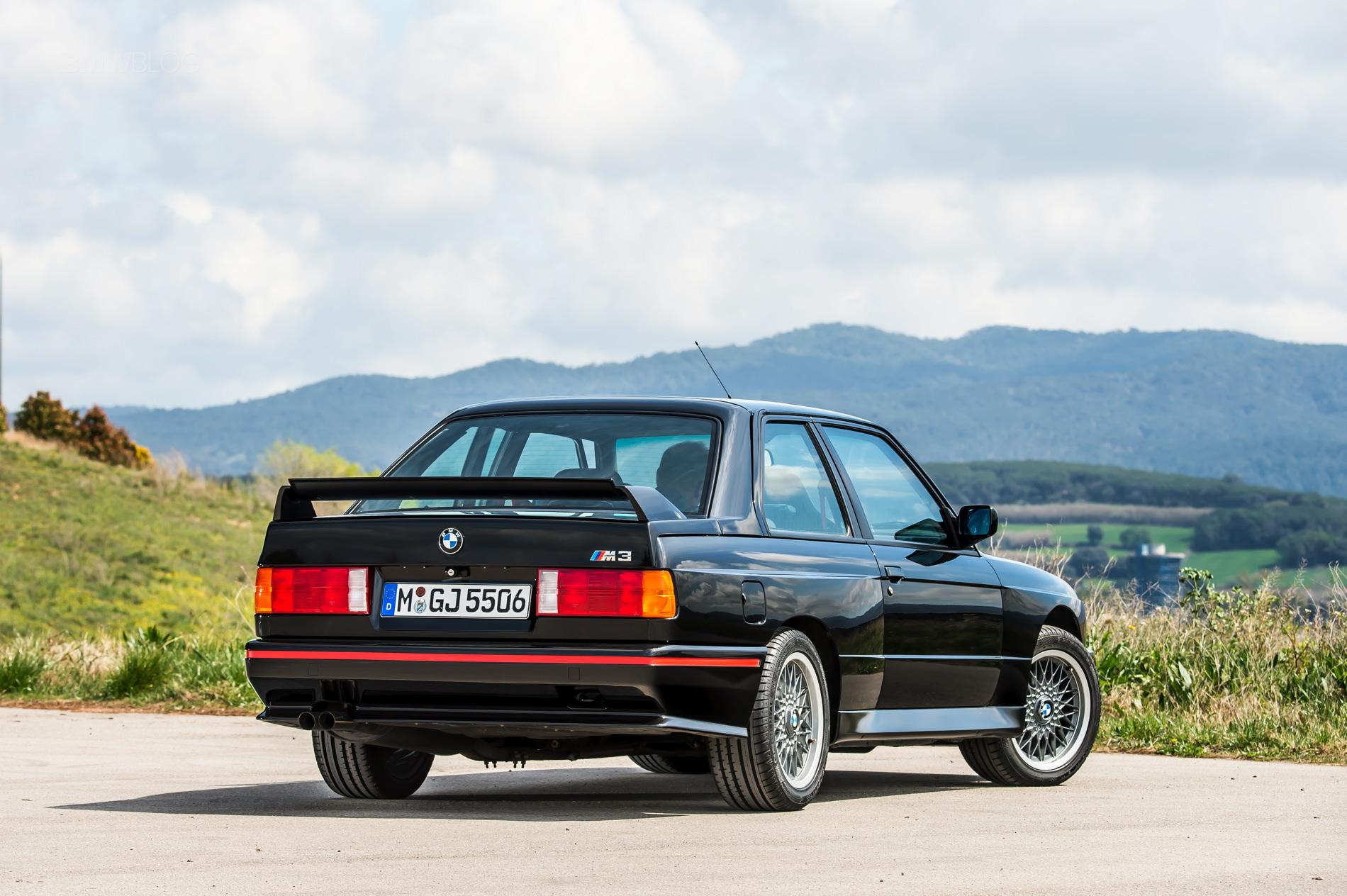 E30 BMW M3 Sport Evolution 1