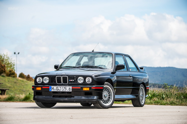 E30 BMW M3 Sport Evolution 7 750x499