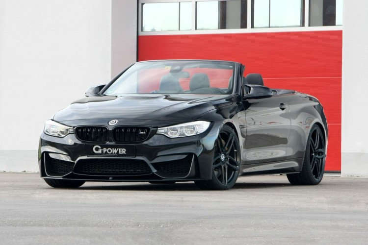 G Power BMW M4 Convertible 1 750x500