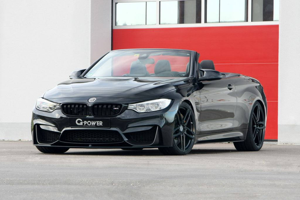 G Power BMW M4 Convertible 1