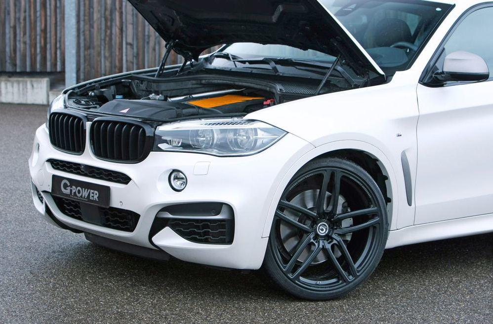 G Power BMW X6 M50d 00