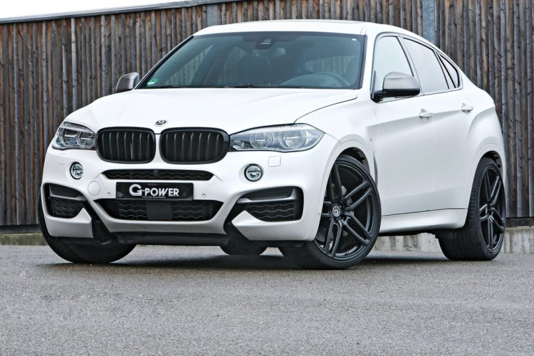 G Power BMW X6 M50d 1 750x500