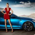 Gigi Hadid BMW M2 4 120x120