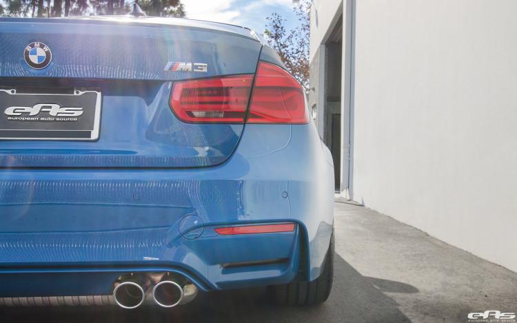 Laguna Seca Blue BMW M3 Extravaganza 10 750x469