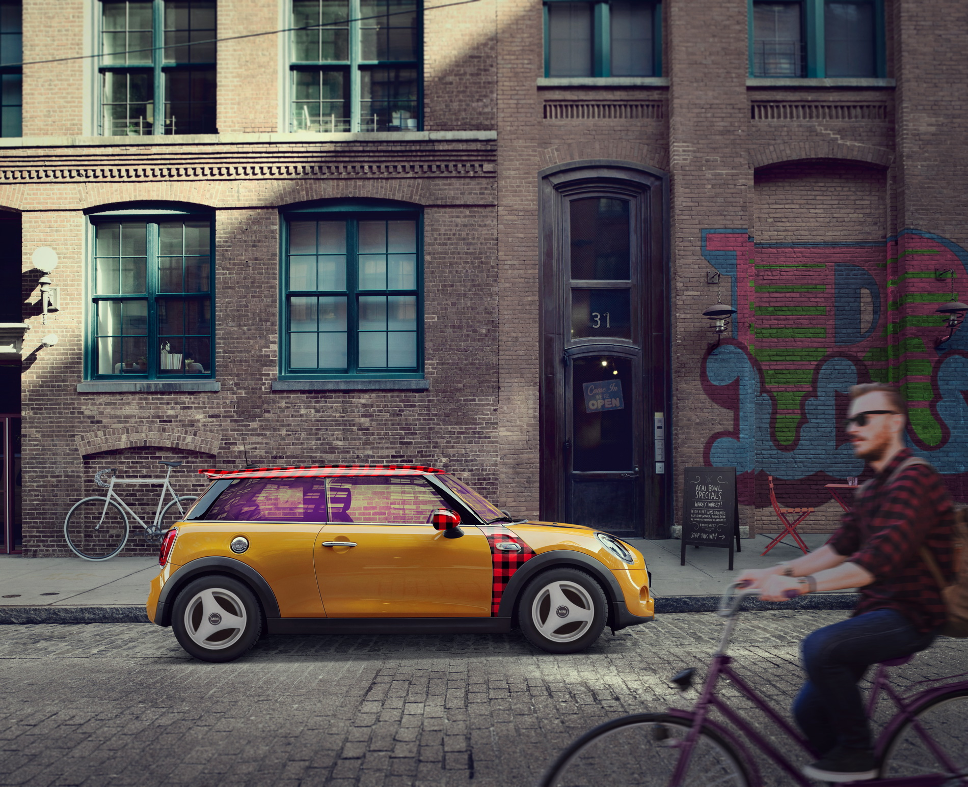 MINI Hipster Hatch 4