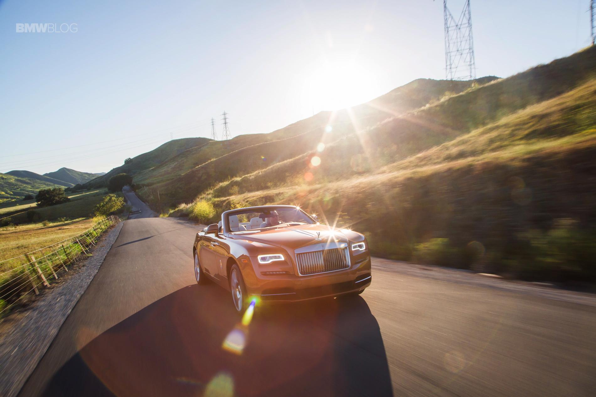 Rolls Royce Dawn 74