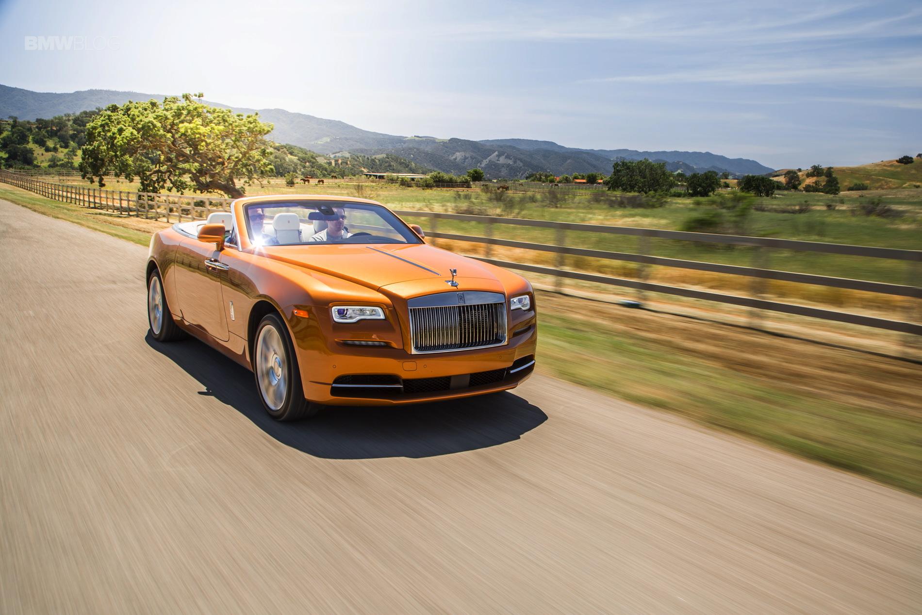 Rolls Royce Dawn Experience 30