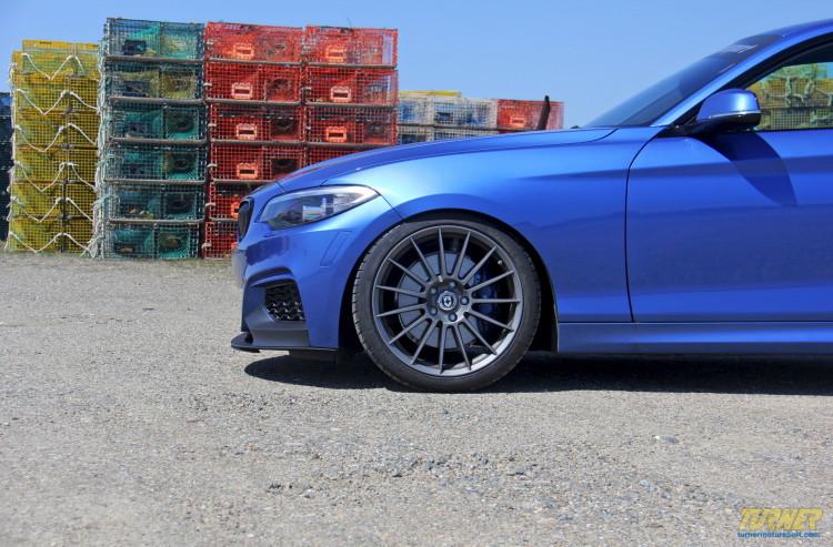 Turner BMW 228i HRE wheels 3 750x493