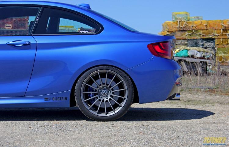 Turner BMW 228i HRE wheels 4 750x483