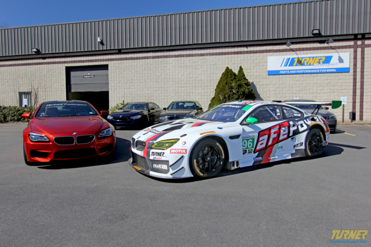 Turner BMW M6 GT3 aFe Power 2 750x500