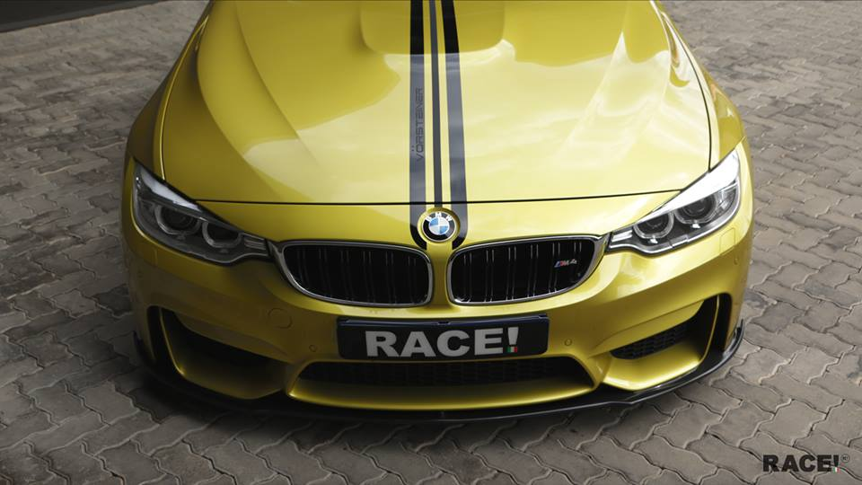 Vorsteiner BMW M4 RACE 2