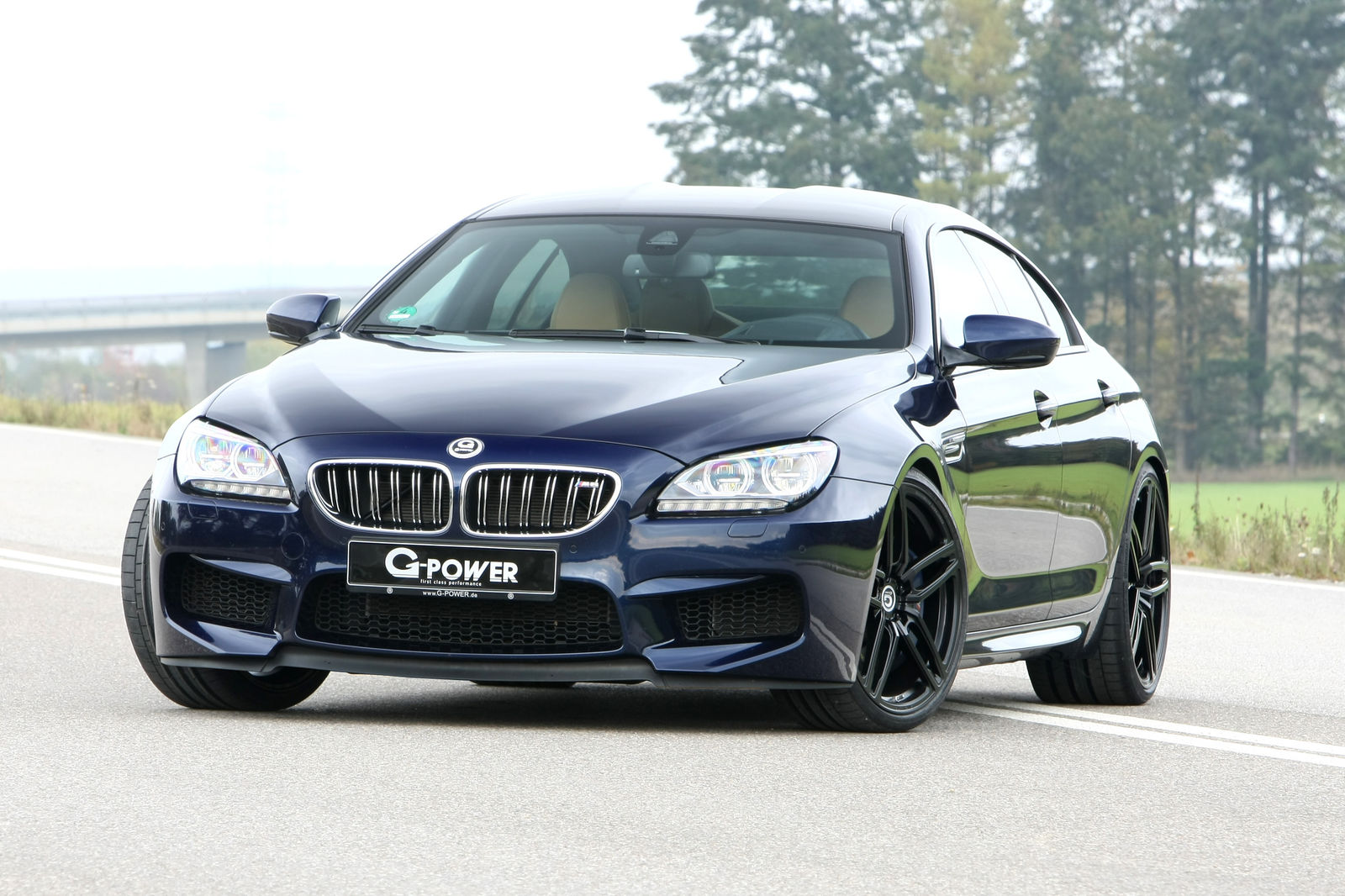 G Power Unveils 740 Hp Bmw M6 Gran Coupe