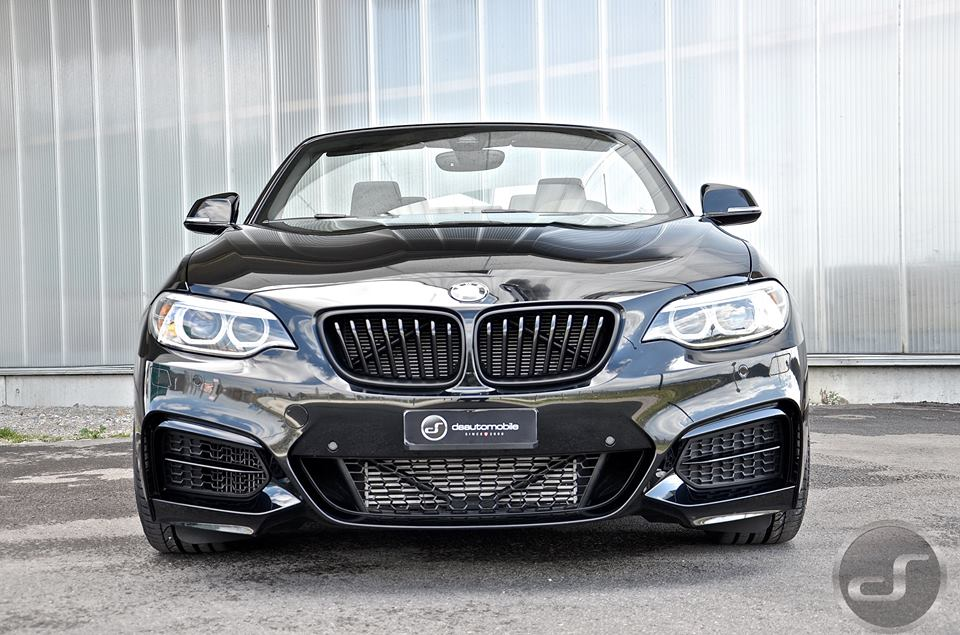 Hamann Bmw M235i Convertible Styled By Ds Automobile