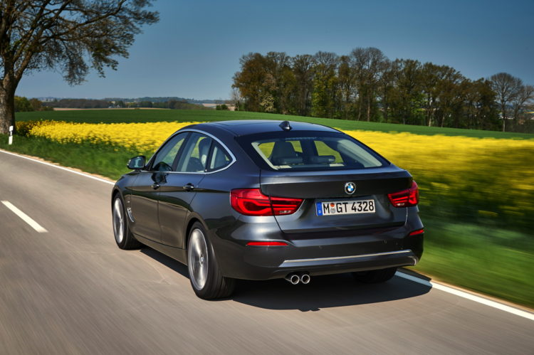2016 BMW 3 Series GT Facelift 13 750x499