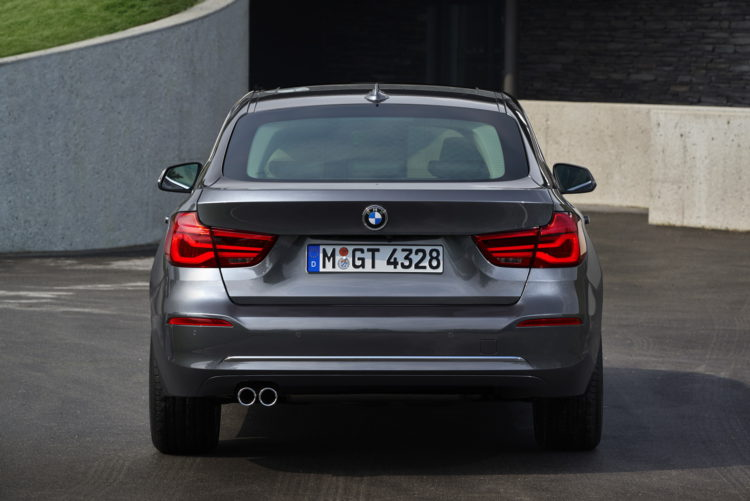 2016 BMW 3 Series GT Facelift 18 750x501