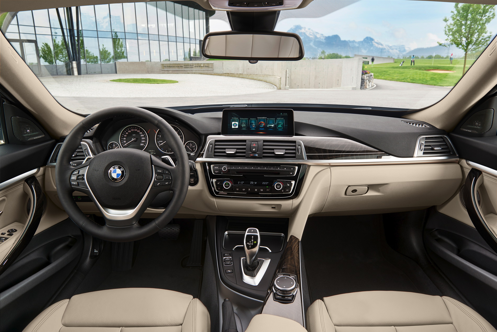 World Premiere 2016 Bmw 3 Series Gran Turismo Facelift