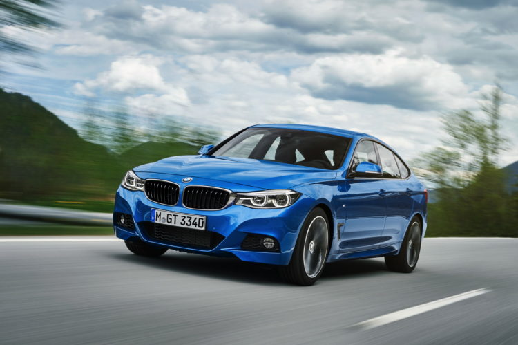 2016 BMW 3 Series GT Facelift 39 750x499