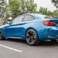 2016 Long Beach Blue Metallic BMW M2