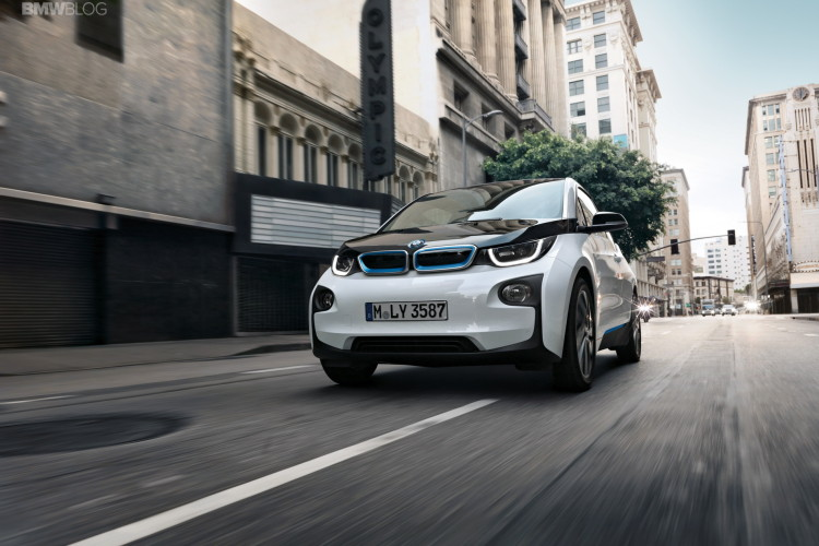 Bmw I3 Battery Replacement To 94ah Package Is 7 000 Euros