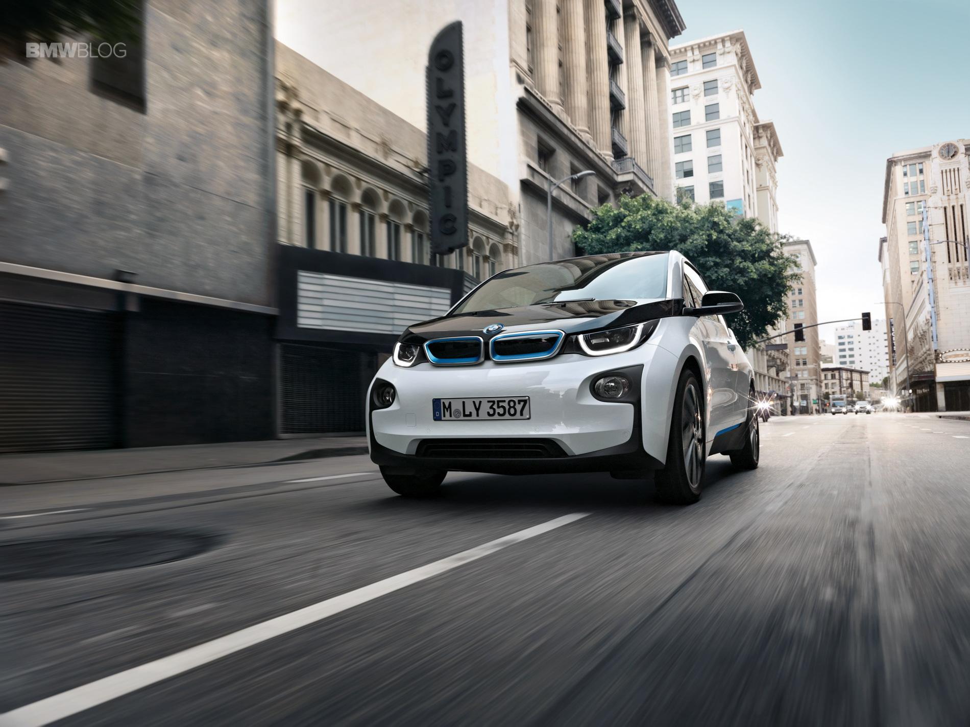2017 BMW i3 4
