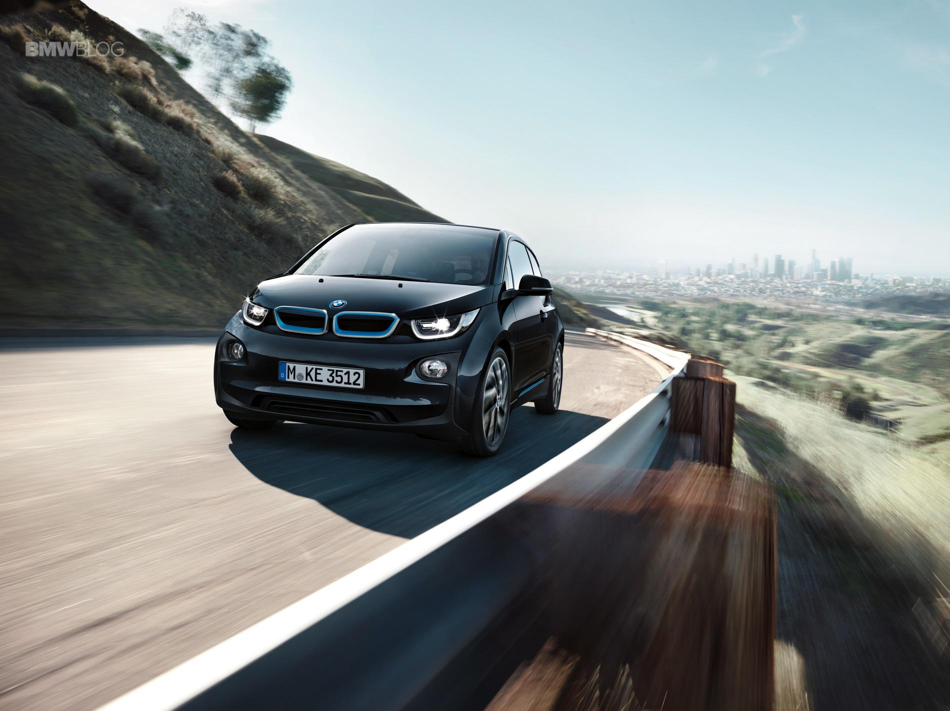 2017 BMW i3 5